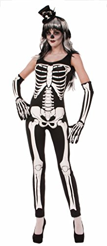Women's Skeleton Jumpsuit,
