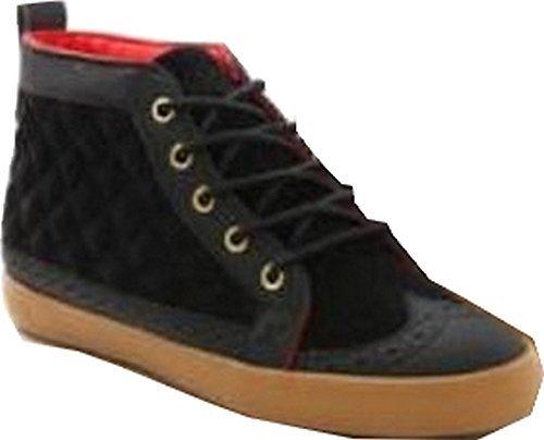 Pastry Sneaker, Sneaker donna, Nero (nero), 36