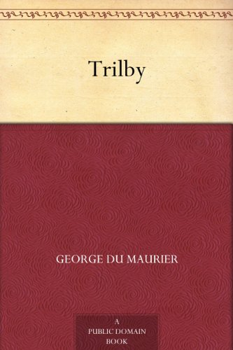 trilby-english-edition