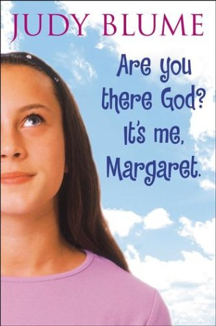Cover of Are You There God? It's Me Margaret.