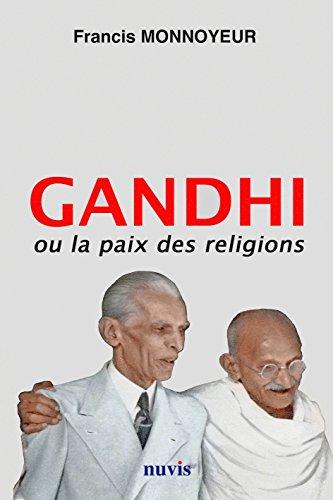 Gandhi, ou la paix des religions (French Edition) image