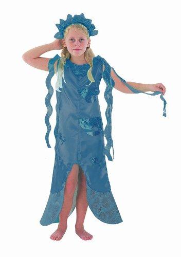 Meerjungfrau-Kostüm für Mädchen der Altersklasse 3 - 5