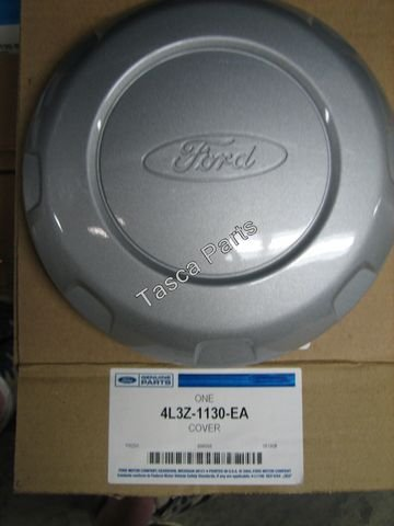 Alloy color center cap for Ford F150 (Ford)