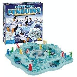 Pop N Drop Penguins Game
