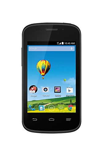 ZTE Zinger Black - No Contract T-Mobile