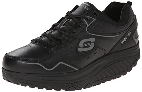 Skechers2.0 Perfect Comfort - Scarpe Sportive Outdoor donna, Nero (Nero (Bbk)), 40 EU