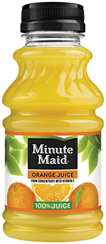 Minute Maid Juice, Orange, 10 Ounce (Pack of 24) (Minute Maid Juices compare prices)