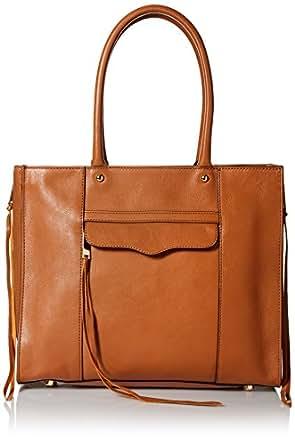Amazon Com Rebecca Minkoff Side Zip Medium Mab Tote Bag