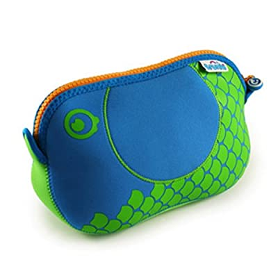 Trunki Travel Chums Wash Bag (Blue) by Magmatic