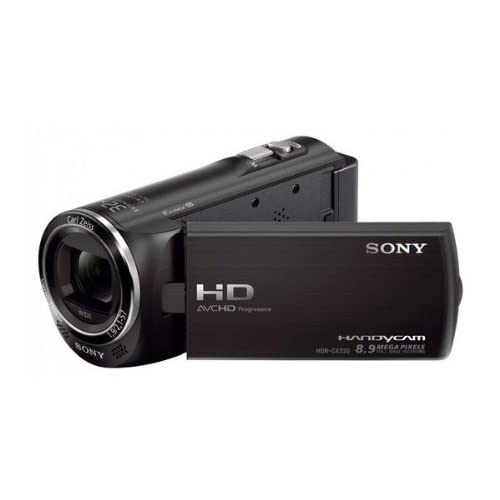 Comparer SONY HDRCX220EB NOIR 2MPIXELS  