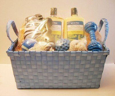 Pet Creations Dog Box Gift Basket Set Coconut Vanilla