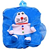 Vpra Enterprises Blue Soft Toy School Bag For Kids, Travelling Bag, Carry Bag, Picnic Bag, Teddy Bag (Blue)