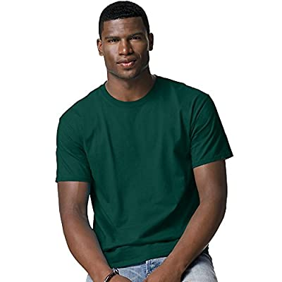 Hanes Adult Tagless® T-Shirt - Deep Forest - 2XL