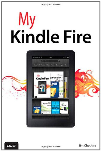 My Kindle Fire, Jim Cheshire