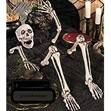 Ground Breaker Light Skeleton Halloween Prop