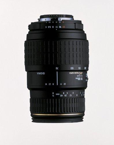Sigma 70-300Mm F/4-5.6 Apo Macro Super Lens For Canon Slr Cameras