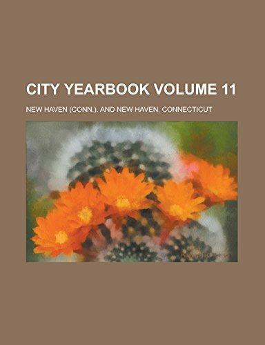 City Yearbook Volume 11