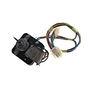 240369701 evaporator fan motor repair part for frigidaire for Evaporator fan motor troubleshooting