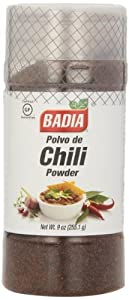 Badia Chili Powder, 9-Ounce (Pack of 6)