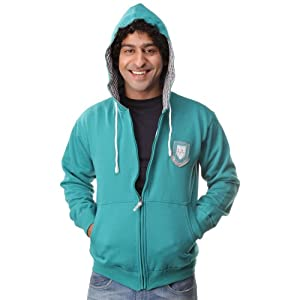Duke Men Sweatshirts 8236 Teal