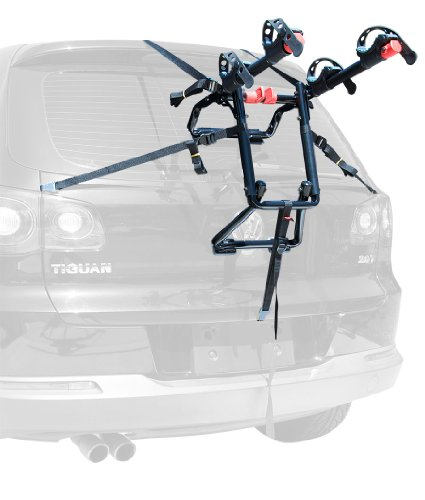 Allen Sports Premier 2-Bike Trunk Rack front-863302