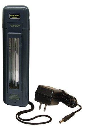 MiniMAX (TM) Portable Ultraviolet Germicidal Lamp