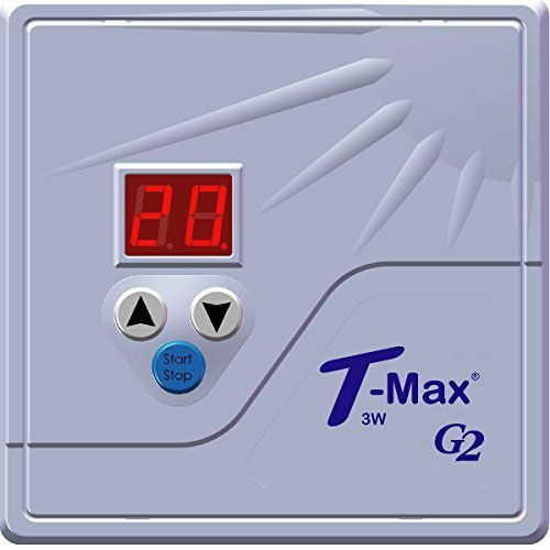 TMax 3W G2 (3A) Digital Tanning Bed Timer - 15 Min Timer by TMax (Tanning Bed Timer compare prices)