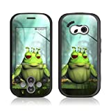 Frog Prince Design Protective Skin Decal Sticker for LG Neon Cell Phone
