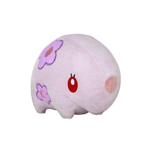 Pokemon Black White Series 1 Mini Plush Munna - 1