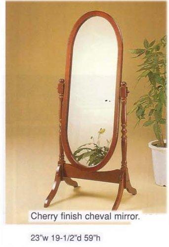 Cherry Vanity Mirror