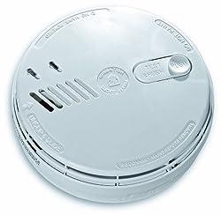 Aico EI141 Ionisation Smoke Detector Mains Battery B/U by Aico
