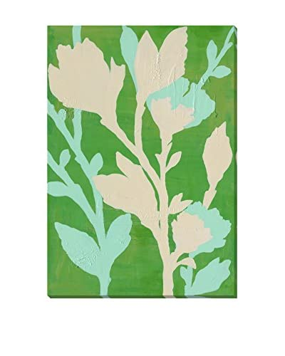 Laura Gunn Branch in Bloom II On Canvas