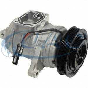Universal Air Conditioning CO22034C New A/C Compressor with Clutch