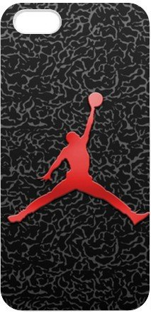 buy International Brand Jordan Logo Creative Case Cover Design For Iphone 5 Best Case Show-1Ya134