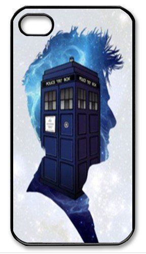 diycellphone Doctor Who Infographic Iphone 4 4s case Hard Cases , Design your own Apple Iphone protect case sold by choleen
