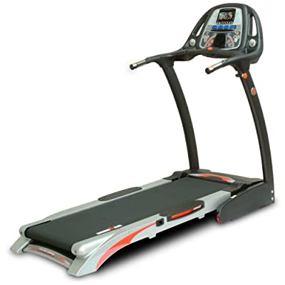 with 7-Inch LCD TV Screen : Exercise Treadmills : Sports & Outdoors