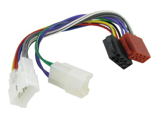 xtremeautor-iso-stereo-wiring-adapter-harness-for-toyota-lexus-for-use-with-aftermarket-stereos