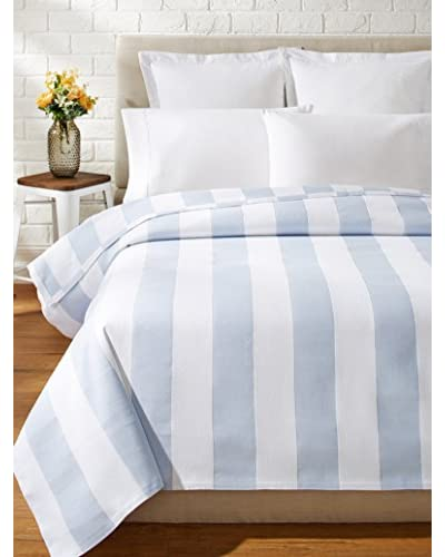 Belle Époque Barrado Stripe Coverlet
