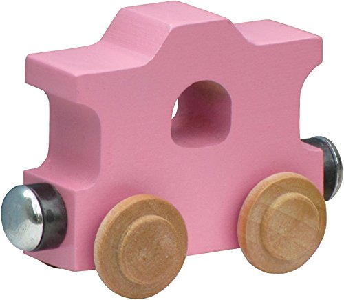 NameTrain Pastel Finish Caboose - Made in USA - 1