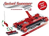 Swivel Sweeper G2 Cordless Broom - with ellbow-joint - white
