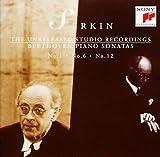 ベートーヴェン:ピアノソナタ第1番、第6番、第12番「葬送」