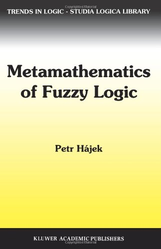 Metamathematics of Fuzzy Logic (Trends in Logic)
