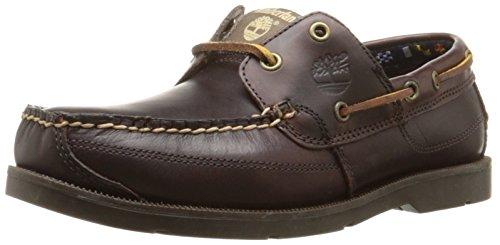 Timberland, EK 5232R Boat Shoe, Scarpe da barca, Uomo, Marrone (Brown), 43.5