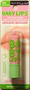 Maybelline Limited Edition Baby Lips…