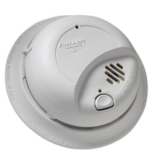 Hard Wired Smoke Alarm Chirping