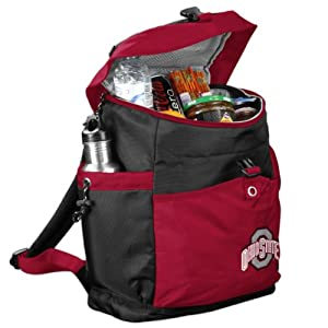 NCAA Ohio State Buckeyes Backpack Cooler