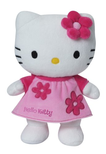 Hello Kitty 150867 prima infanzia - Peluche di Hello Kitty, 27 cm