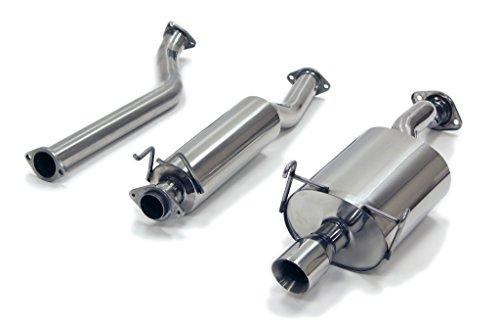2003-2005 VW Beetle 2.0L resonator pipe muffler exhaust system kit fits
