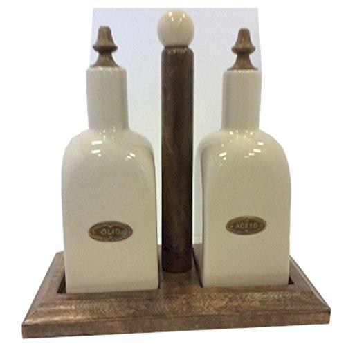 cream-ceramic-oil-and-vinegar-set-on-wooden-stand