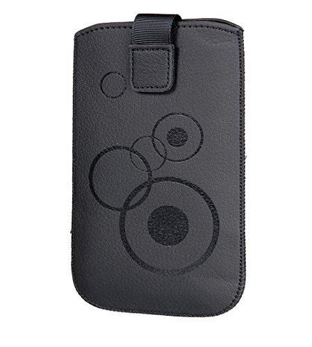 handytasche-circle-schwarz-passend-fur-microsoft-lumia-640-handy-schutz-hulle-slim-case-cover-etui-s